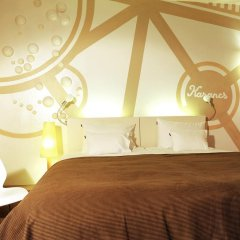 Lanchid 19 Design Hotel 4* Люкс с различными типами кроватей фото 15