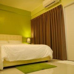 Don Mueang Airport Modern Bangkok Hotel 3* Стандартный номер с различными типами кроватей фото 2