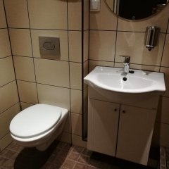 Mahtra Hostel ванная