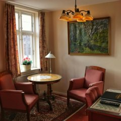 Hotel Postgaarden 3* Стандартный номер с двуспальной кроватью фото 4