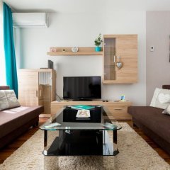 Апартаменты Sun Resort Apartments Улучшенные апартаменты с 2 отдельными кроватями фото 25