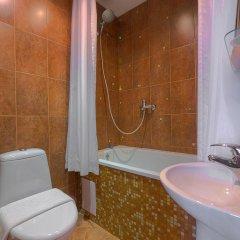 Гостиница Голубая Лагуна Стандартный номер двуспальная кровать фото 7