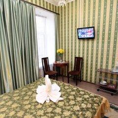Гостевой дом Геральда на Невском Полулюкс разные типы кроватей фото 32