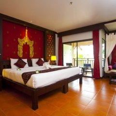 Отель Kata Palm Resort & Spa 4* Номер Делюкс с двуспальной кроватью фото 2