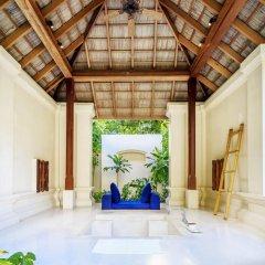 Отель Conrad Maldives Rangali Island 5* Вилла Делюкс с различными типами кроватей фото 5
