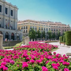 Отель Hostal Central Palace Madrid Испания, Мадрид - отзывы, цены и фото номеров - забронировать отель Hostal Central Palace Madrid онлайн помещение для мероприятий