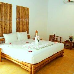 Отель Hoi An Rustic Villa 2* Номер Делюкс с различными типами кроватей фото 2