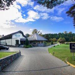 Отель Park Villa Вильнюс парковка