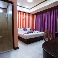 Отель The Grand Orchid Inn 2* Улучшенный номер разные типы кроватей фото 3