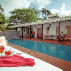 Отель The Station Seychelles бассейн фото 2