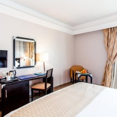 Отель Atlas Almohades Casablanca City Center 4* Стандартный номер с различными типами кроватей