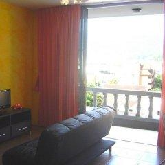 Отель Natural Mystic Patong Residence балкон
