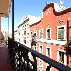 Апартаменты ClassBedroom Apartments I балкон
