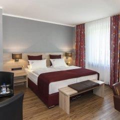 Hotel An der Philharmonie 4* Стандартный номер с двуспальной кроватью фото 6
