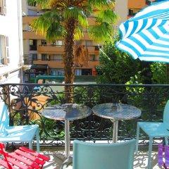 La Maïoun Guesthouse Hostel балкон