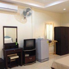 Отель Wattana Bungalow Стандартный номер с различными типами кроватей фото 8