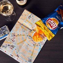 Отель Belfort Hotel Нидерланды, Амстердам - 8 отзывов об отеле, цены и фото номеров - забронировать отель Belfort Hotel онлайн удобства в номере фото 2