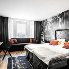 Comfort Hotel Goteborg 3* Стандартный номер с различными типами кроватей