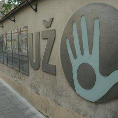 Отель Butas Užupyje городской автобус