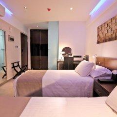 Achilleos City Hotel 2* Стандартный номер с различными типами кроватей фото 4