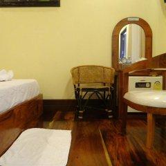 Отель Villa Somphong 2* Номер Делюкс с различными типами кроватей фото 2