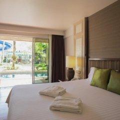 Отель Phuket Orchid Resort and Spa 4* Стандартный номер с двуспальной кроватью фото 20