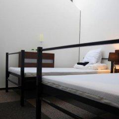 Warsaw Center Hostel LUX Номер с общей ванной комнатой с различными типами кроватей (общая ванная комната) фото 8