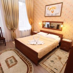 Гостевой дом Геральда на Невском Полулюкс разные типы кроватей фото 49