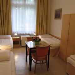 Hotel Jana / Pension Domov Mladeze Стандартный номер с различными типами кроватей (общая ванная комната)