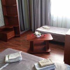 Гостевой дом Тихая Гавань Стандартный семейный номер с двуспальной кроватью фото 3