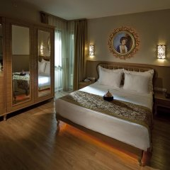 Отель Sultania 5* Номер Делюкс с двуспальной кроватью фото 11