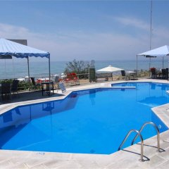 Отель Corfu Glyfada Menigos Resort 3* Апартаменты с 2 отдельными кроватями фото 2