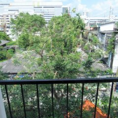 Отель JL Bangkok балкон