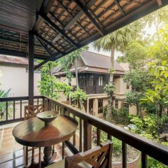 Отель Rabbit Resort Pattaya балкон