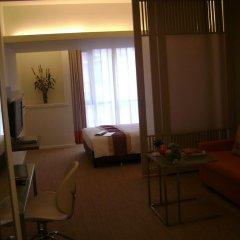 Отель Citadines Central Xi'an Студия с различными типами кроватей фото 7
