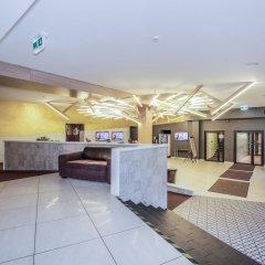 Отель Джингель интерьер отеля фото 3