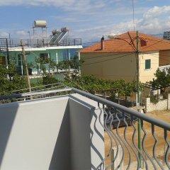 Отель Vila Ester Албания, Ксамил - отзывы, цены и фото номеров - забронировать отель Vila Ester онлайн балкон