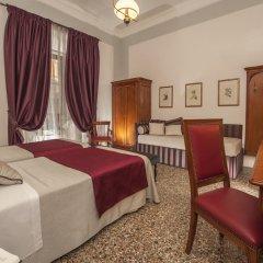 Отель Nord Nuova Roma 3* Стандартный номер с различными типами кроватей