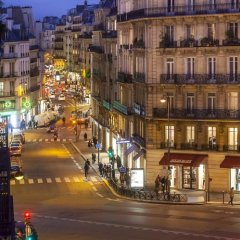 Hotel de Saint-Germain 2* Стандартный номер с различными типами кроватей фото 8