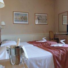 Hotel Parco dei Principi 4* Стандартный номер с двуспальной кроватью фото 2