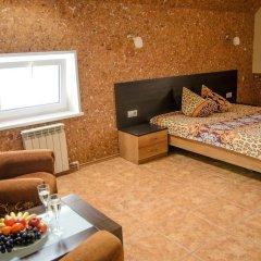 Гостиница Tolstogo City Стандартный номер с различными типами кроватей фото 10