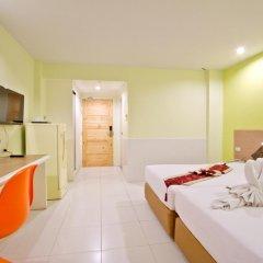 Отель Bella Express 3* Стандартный номер с различными типами кроватей фото 5