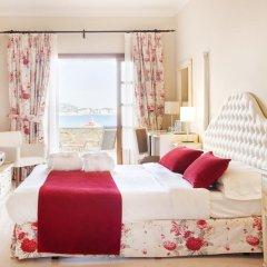 Hotel Cala Fornells 4* Стандартный номер с различными типами кроватей фото 5