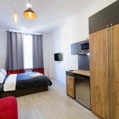 Гостиница Partner Guest House Khreschatyk 3* Студия с различными типами кроватей фото 25