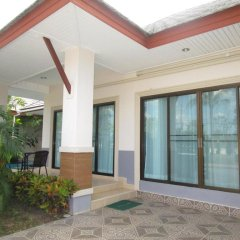 Отель Baan Dusit View 178/92 балкон