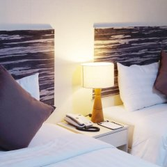 Benikea Premier Hotel Bernoui 3* Стандартный семейный номер с различными типами кроватей фото 2
