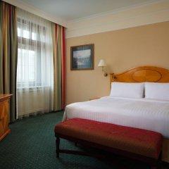 Гостиница Марриотт Москва Гранд 5* Люкс-студио с различными типами кроватей фото 14