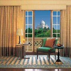 Отель The Oberoi Amarvilas, Agra 5* Люкс с различными типами кроватей фото 6