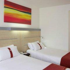 Отель Holiday Inn Express Barcelona City 22@ 3* Стандартный номер с различными типами кроватей фото 2
