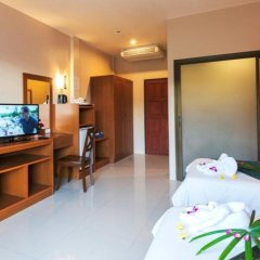 Отель Kata Noi Resort 3* Улучшенный номер с двуспальной кроватью фото 11